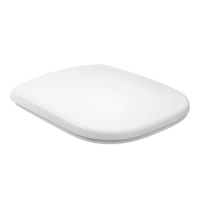 Assento PP Slow Close Quadra/Polo/Uni/Axis Branco Deca