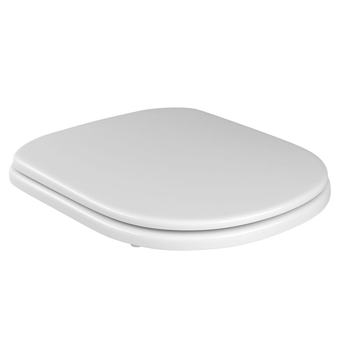 Assento Sanitário Plástico Vogue Plus Branco Deca