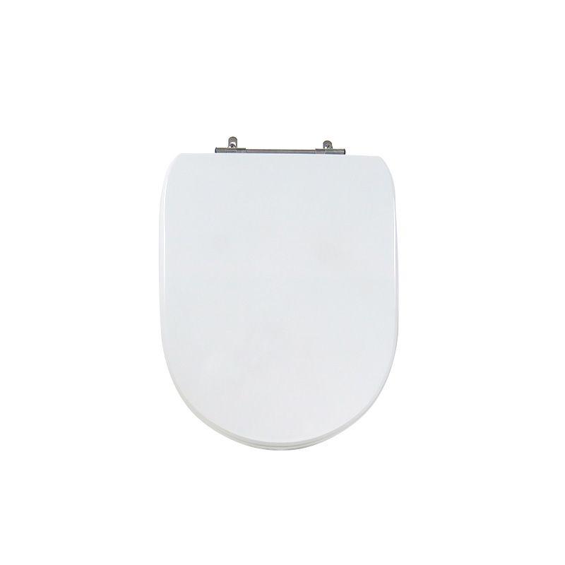 Assento Sanitário Poliéster Para Celite Donna/Sig Bergamin Branco