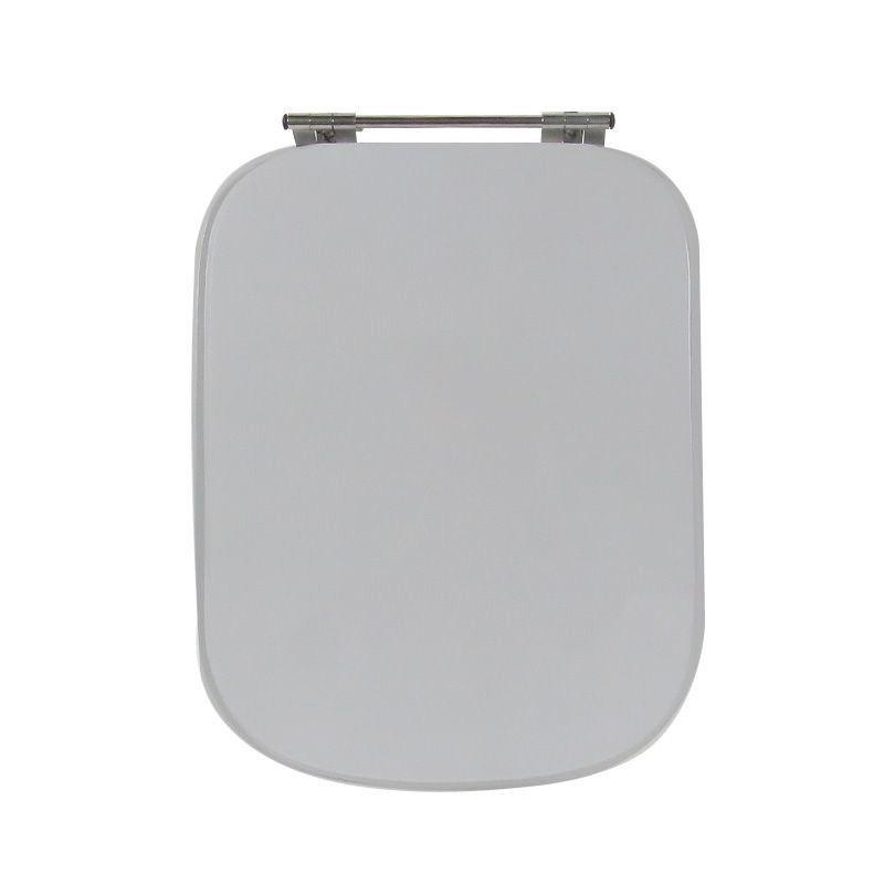 Assento Sanitário Poliéster Para Ideal Standard Tivoli Sterling Silver