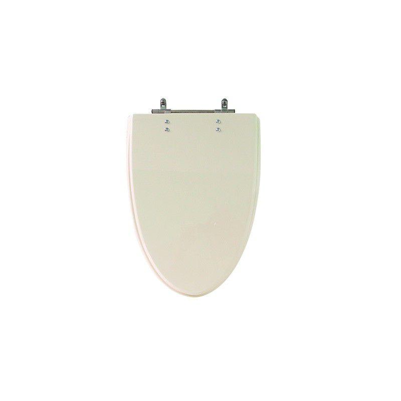 Assento Sanitário Poliéster Para Louça Celite Proa Liso Branco