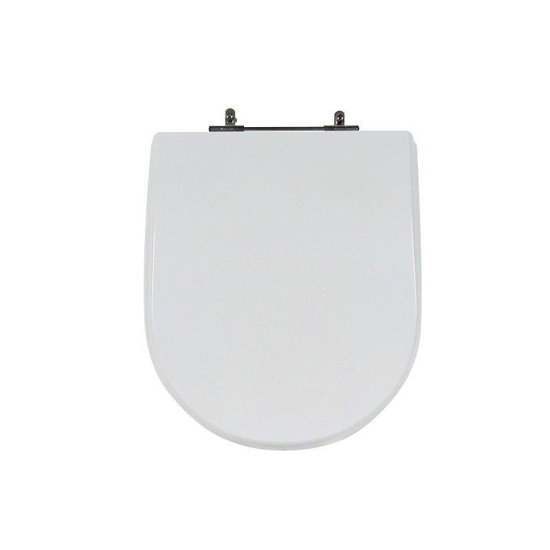 Assento Sanitário Poliéster Para Celite Riviera Plus/Smart Branco
