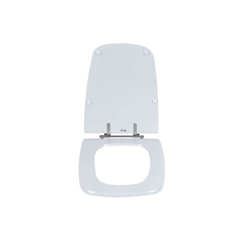 Assento Sanitário Poliéster Para Celite Styllus Excellence Branco