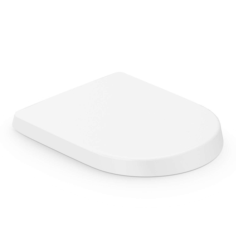 Assento Sanitário Polipropileno Amortecido Nexo Branco Roca