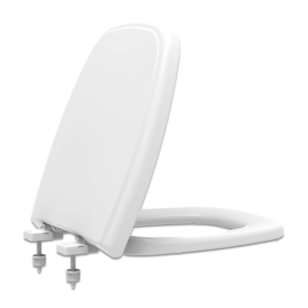 Assento Sanitário Polipropileno Fit/Versato/Savary Branco