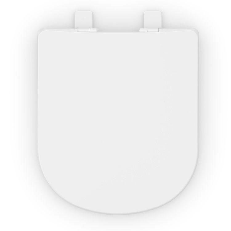 Assento Sanitário Polipropileno Life Plus Branco Celite
