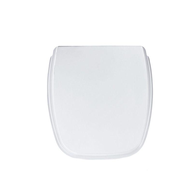Assento Sanitário Polipropileno Plus Fit Branco Celite