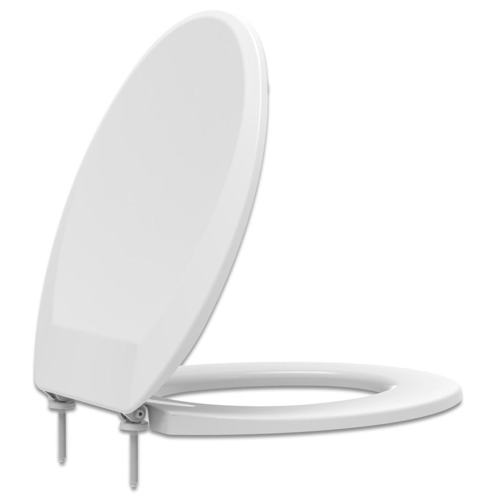 Assento Sanitário Polipropileno Prime Branco Tupan