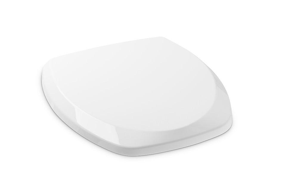 Assento Sanitário Polipropileno Soft Close Thema Branco Incepa