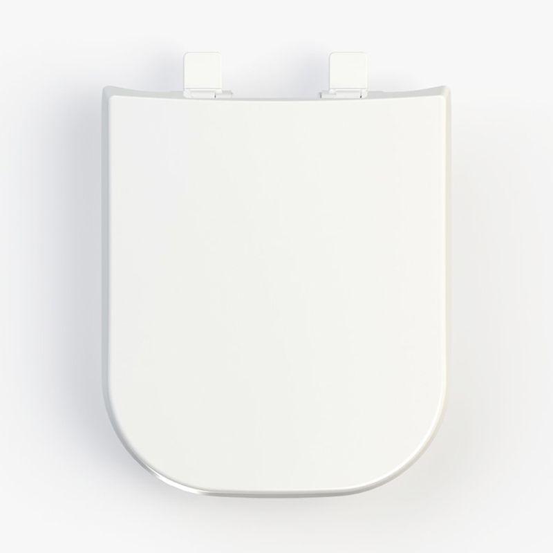 Assento Sanitário PP Soft Close Debba/GAP/Quadra /Polo/Unic Tupan