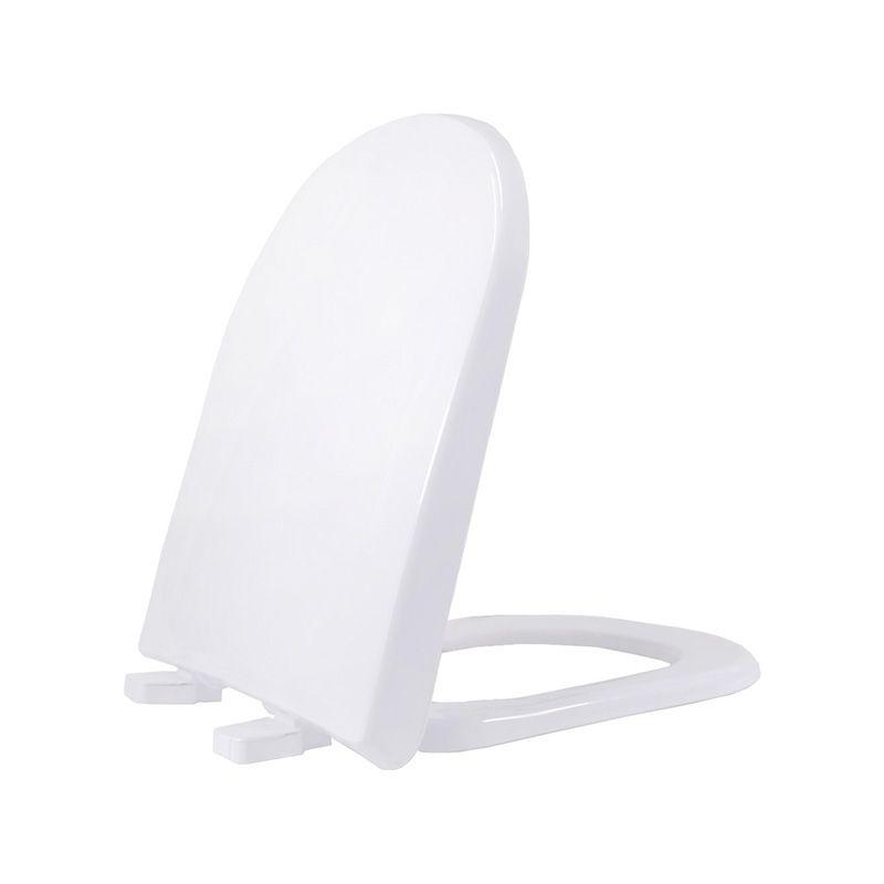 Assento Sanitário PP SoftClose Vogue Plus/Life/Flox/Square Branco