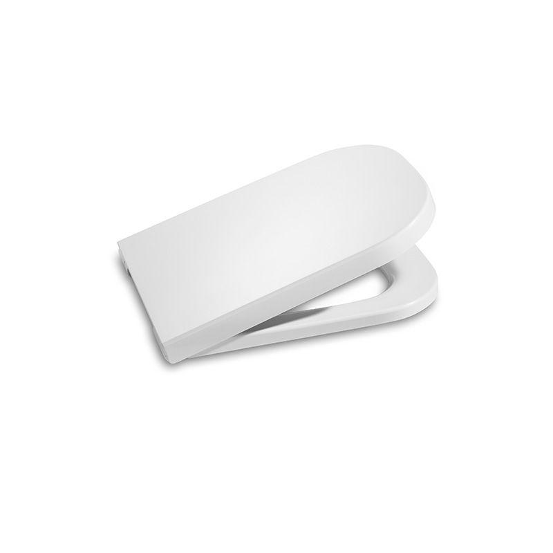 Assento Sanitário Termofixo Amortecido Gap Branco Roca