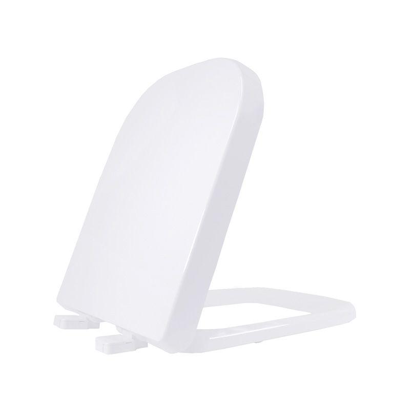Assento Sanitário Termofixo Debba/GAP/Quadra/Polo/Unic Tupan Branco