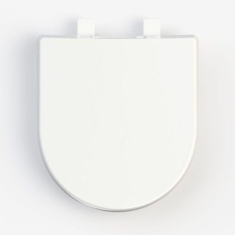 Assento Sanitário Termofixo Riviera / Smart / Nexo Tupan Branco