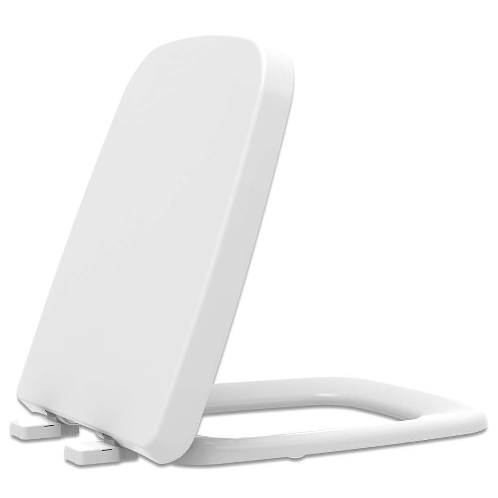 Assento Sanitário Termofixo Soft Close Boss Branco Tupan