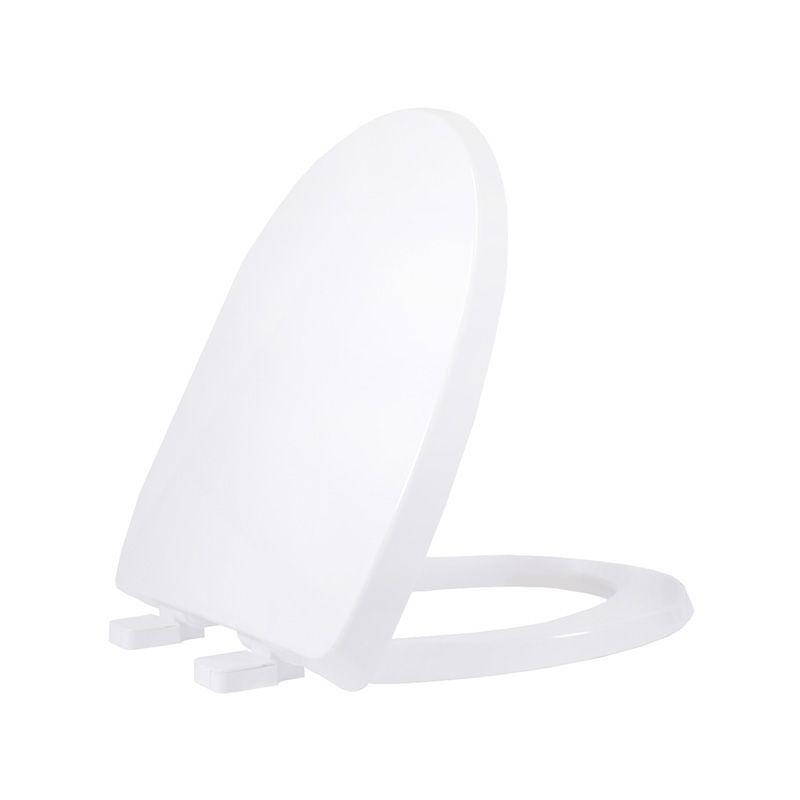 Assento Sanitário Termofixo Soft Close Eros Branco