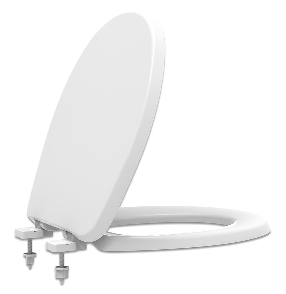 Assento Sanitário Termofixo Soft Close Evolution Branco