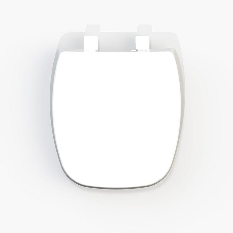 Assento Sanitário Termofixo Soft Close Fit/Versato/Savary Tupan