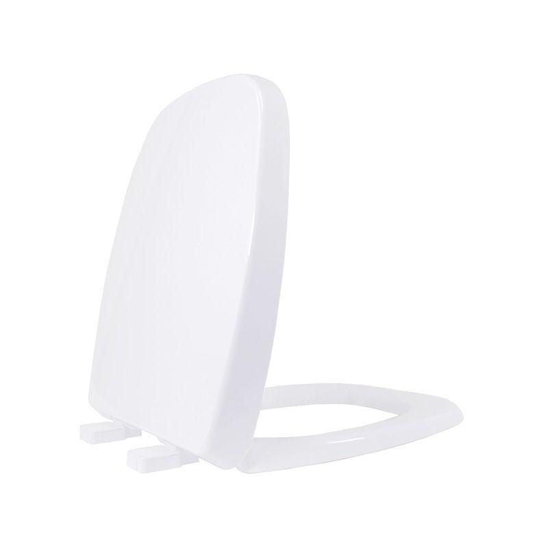 Assento Sanitário Termofixo Soft Close Fit/Versato/Savary Tupan Branco