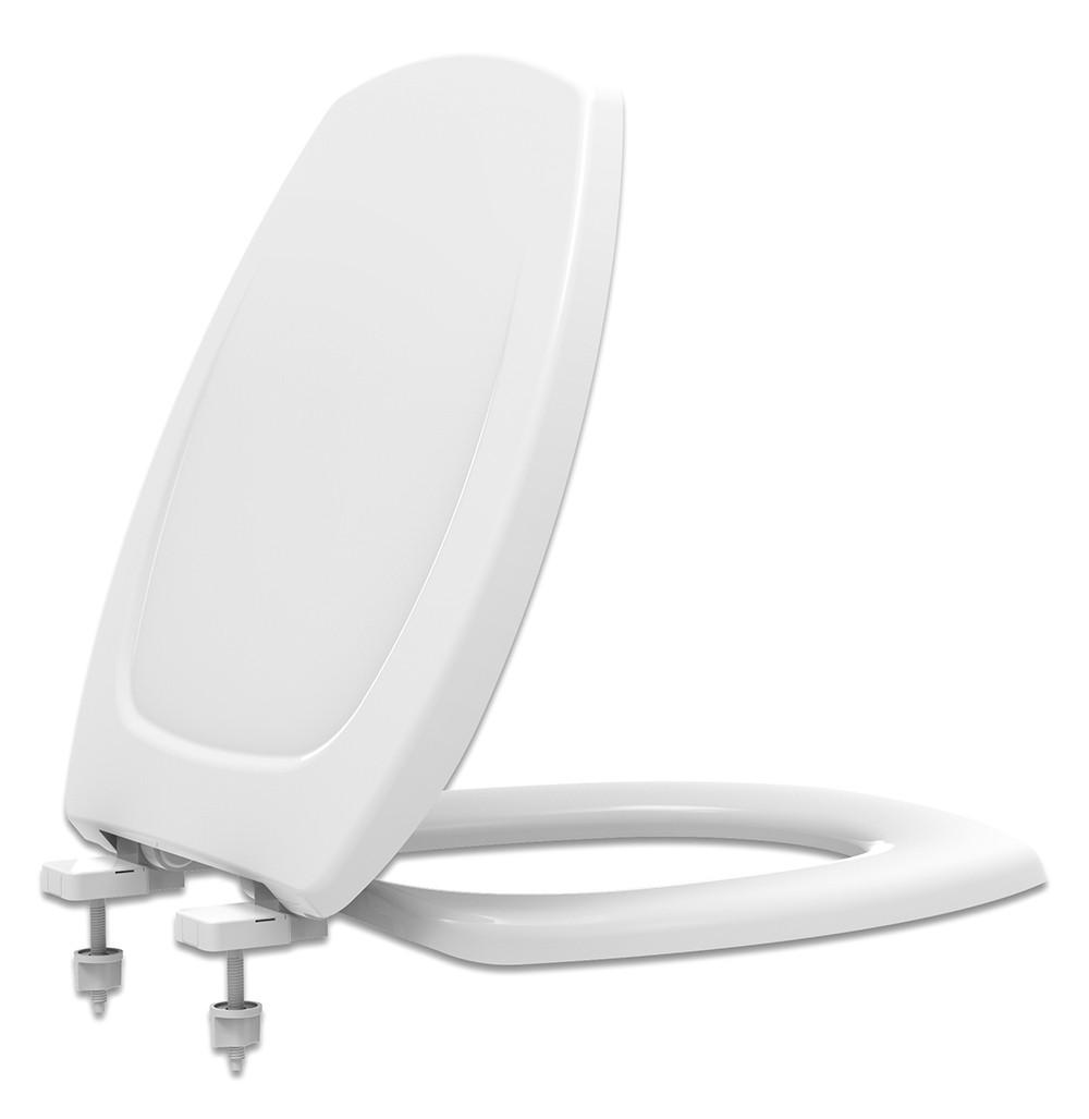 Assento Sanitário Termofixo Soft Close Thema Branco Tupan