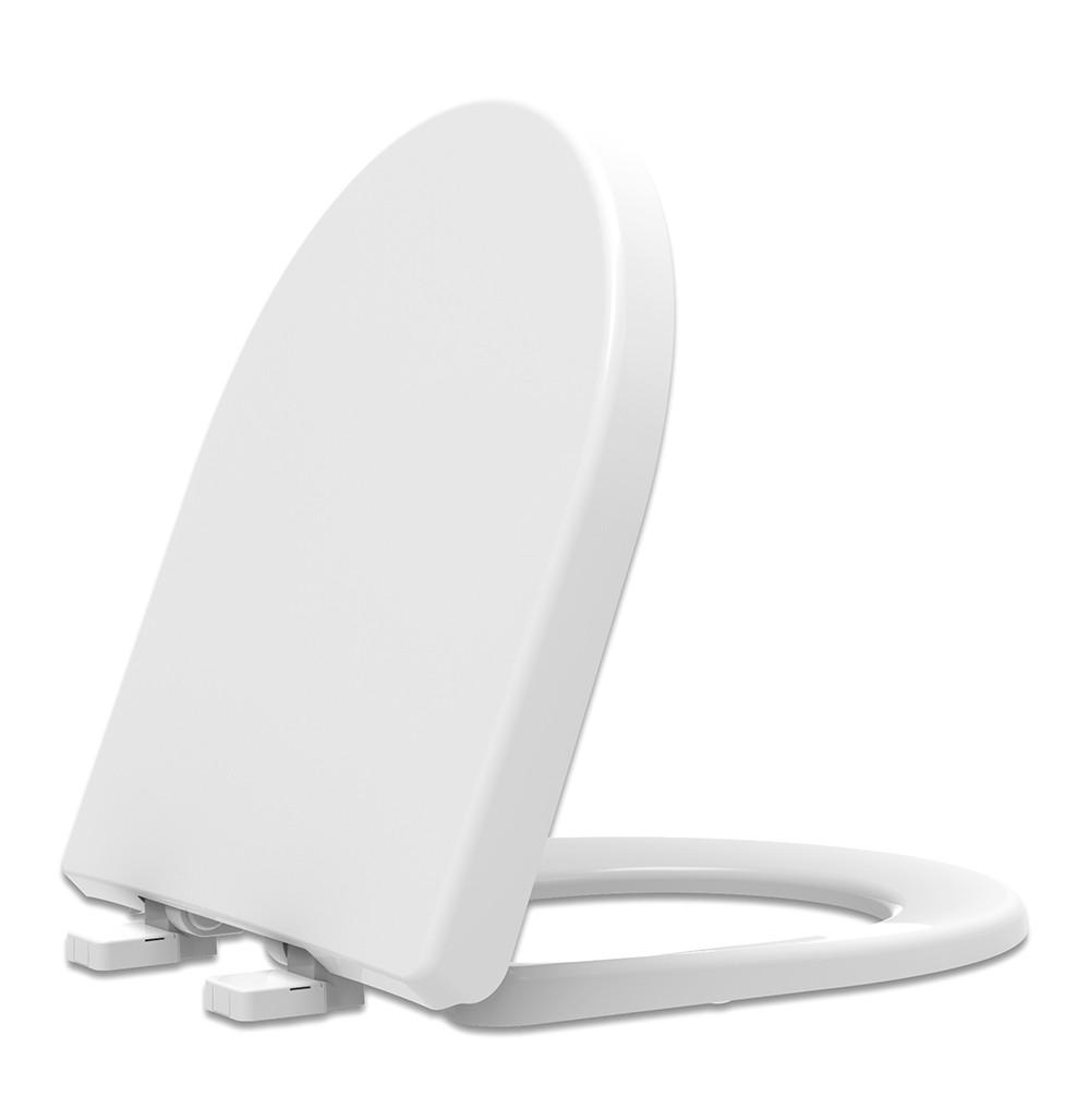 Assento Sanitário TF Soft Close Riviera/Smart/Nexo Branco