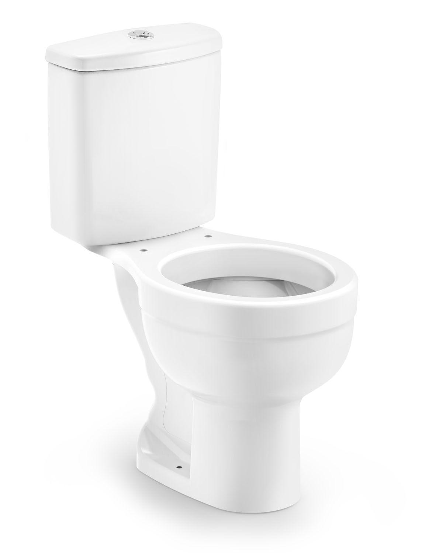 Bacia com Caixa Acoplada 3/6 Litros Acesso Confort Branco