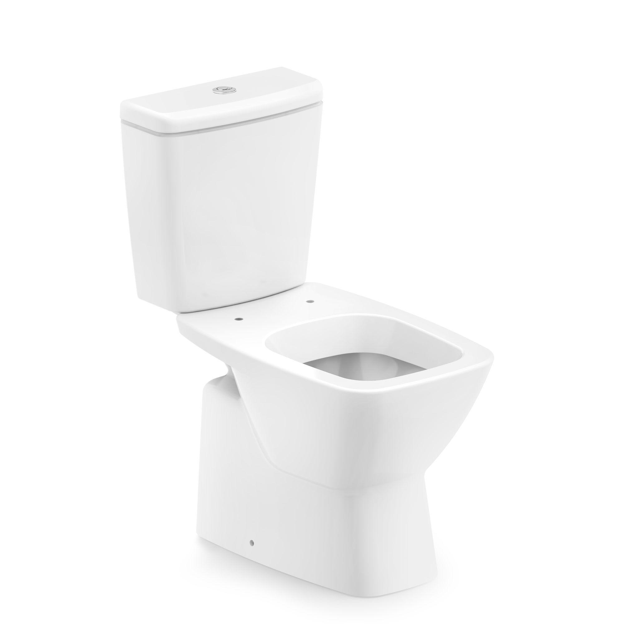 Bacia Com Caixa Acoplada 3/6 Litros Suite Branco Incepa