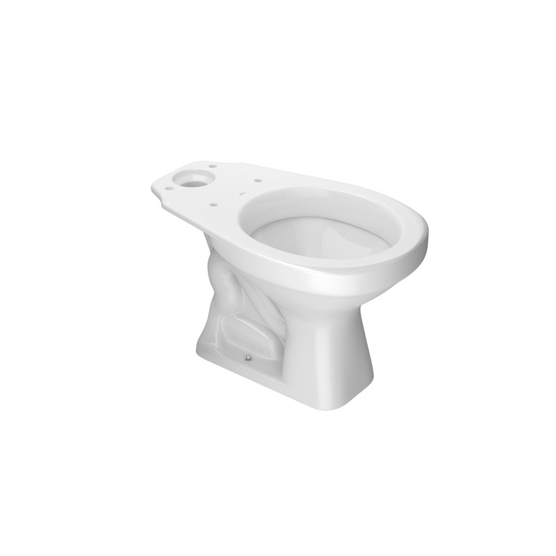 Bacia p/ Caixa Acoplada Branco - Aspen - Deca  - P.750.17