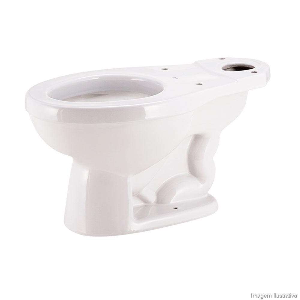 Bacia P/ Caixa Acoplada  Branco - Infantil - Celite  - 1082550010300