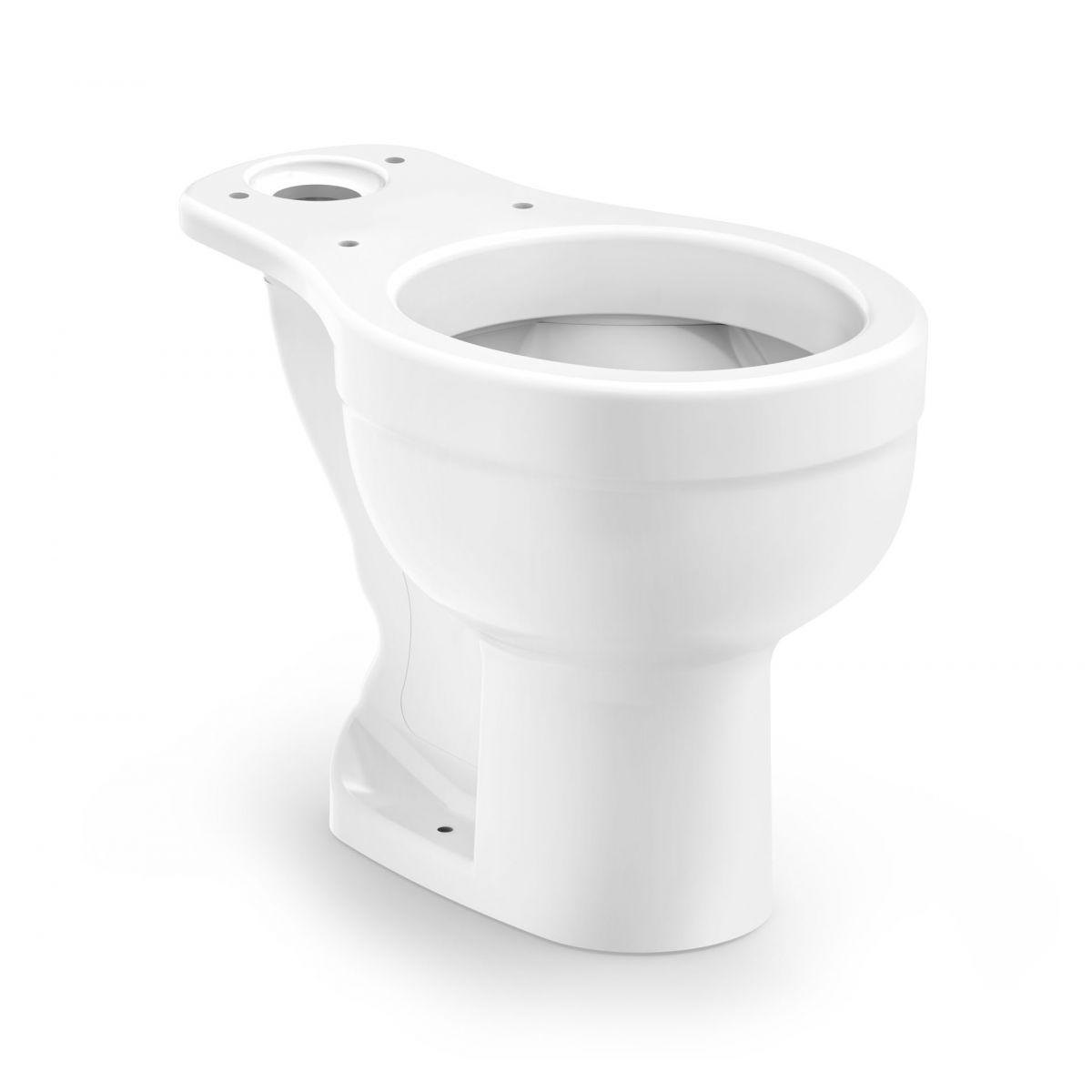 Bacia P/ Caixa Acoplada S/Abertura Frontal Branco Celite 1313600010300