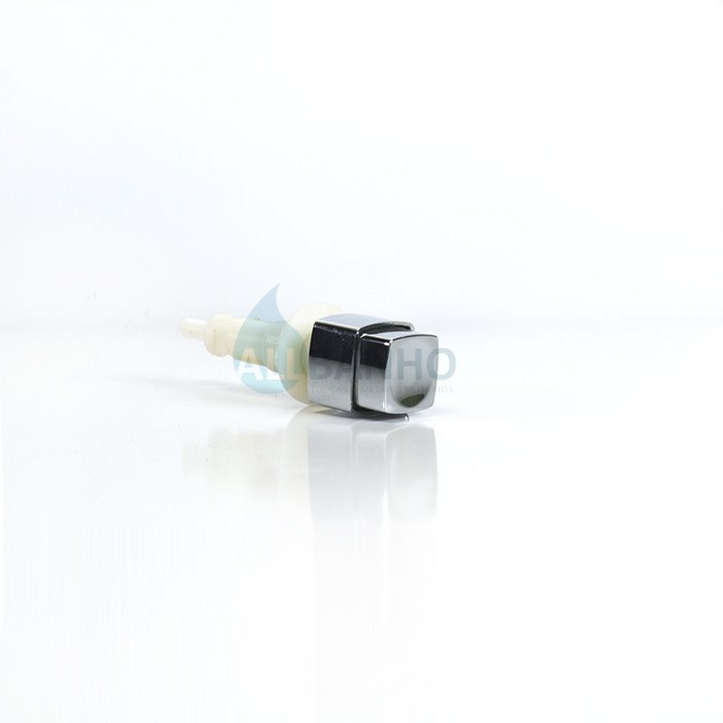 Botão de Acionamento Lateral 6 Litros Cromado Celite/Incepa