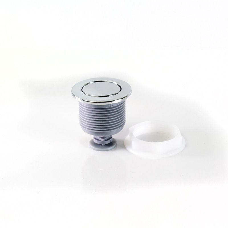 Botão de Acionamento Superior 48mm 6 Litros Cromado Roca