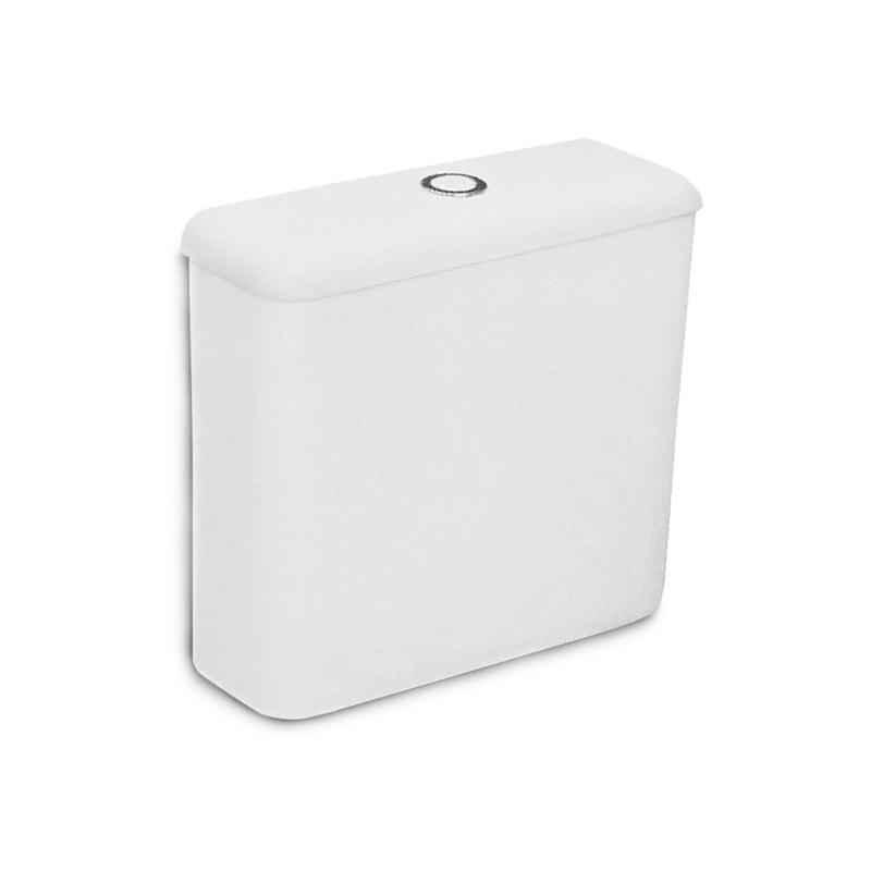Caixa Acoplada 6 Litros Saveiro Branco Celite