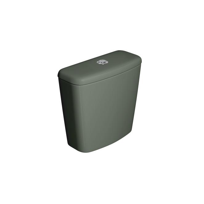 Caixa Acoplada Dual Fast/Spot/Rav/Aspen/Izy Verde Deca