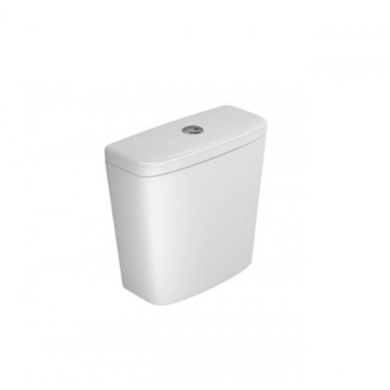 Caixa Acoplada Dualflush Branco Fast/ Spot/ Izy/Ravena Deca