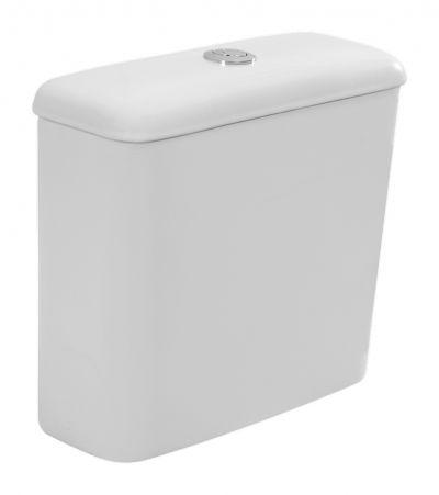 Caixa Acoplada Ecoflush Branco - Azálea - Celite - 1915700015300