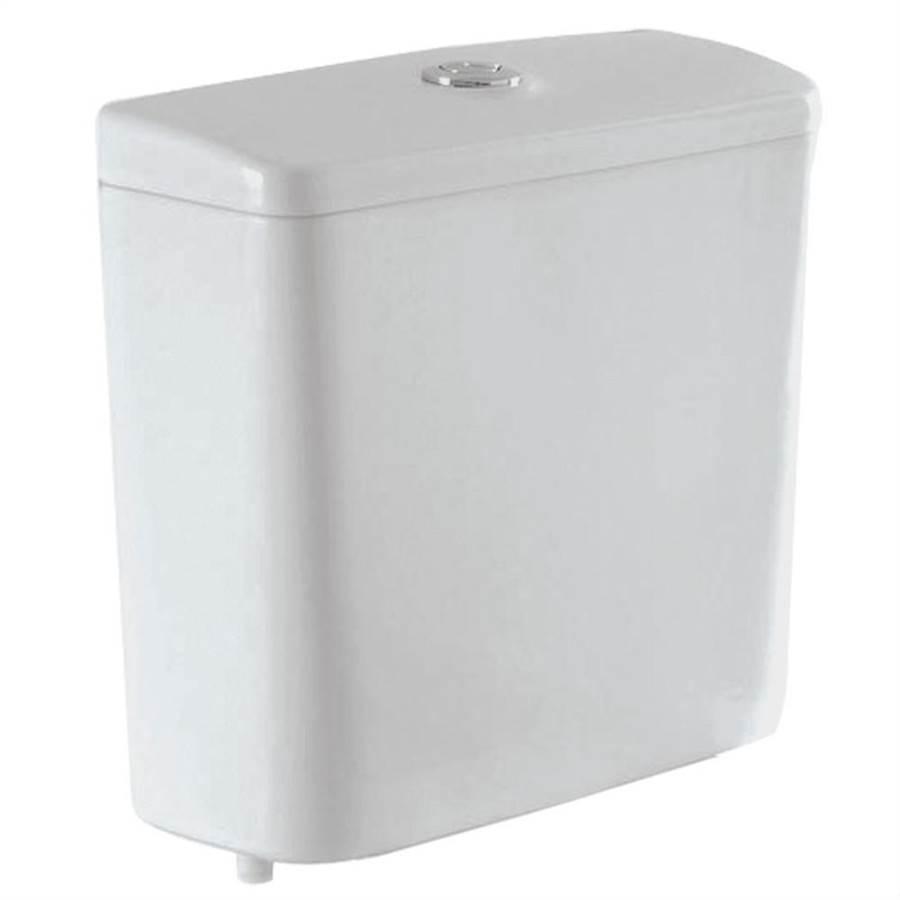 Caixa Acoplada Ecoflush Branco - City Plus - Celite - 1205700015300