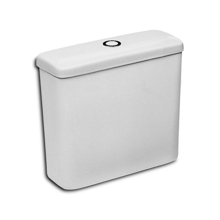 Caixa Acoplada Ecoflush Branco - Riviera - Celite - 1125700015300