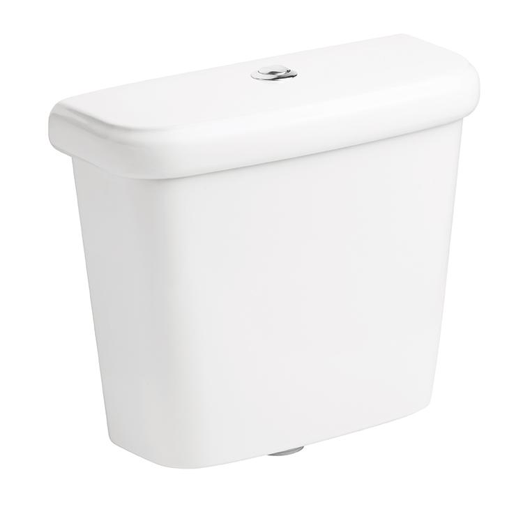 Caixa Acoplada Ecoflush Fit Branco Celite