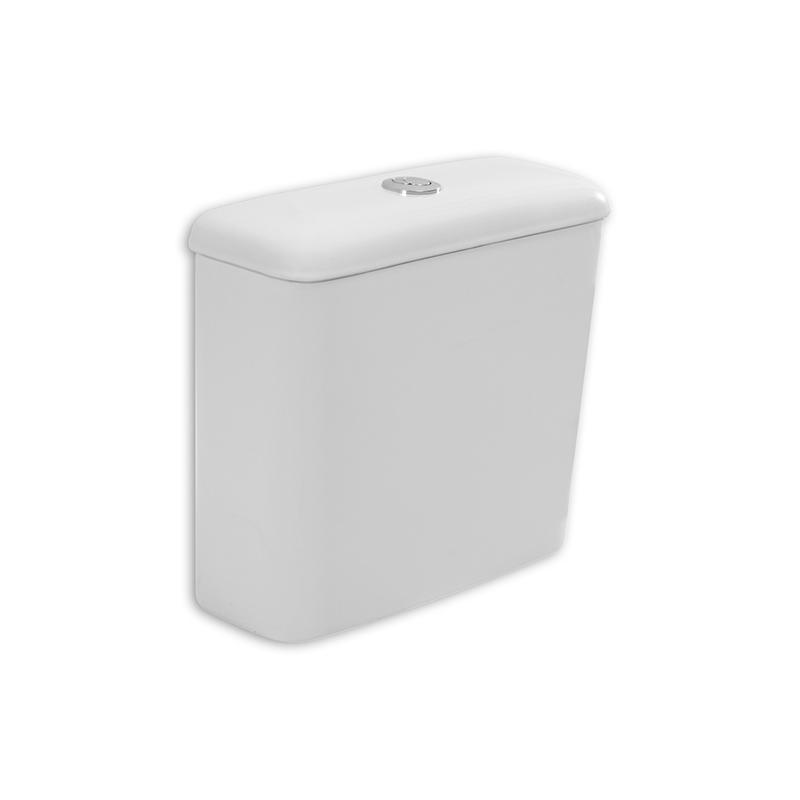 Caixa Acoplada Ecoflush Saveiro Branco Celite
