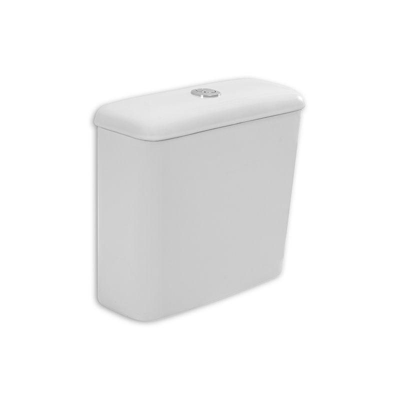 Caixa Acoplada Ecoflush Saveiro Branco Celite Branco