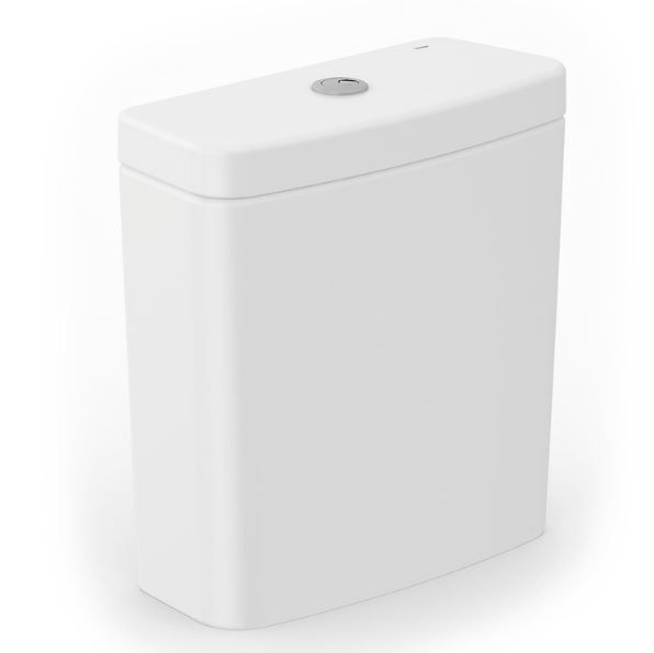 Caixa Para Acoplar Ecoflush 3/6 Lts Boss Branco Incepa
