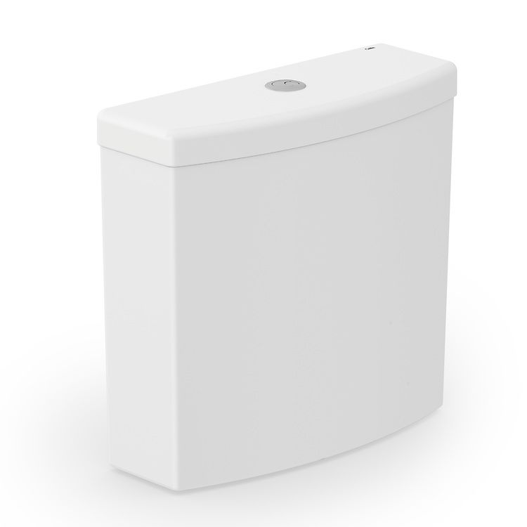 Caixa Para Acoplar Ecoflush 3/6 Lts Smart Branco Celite