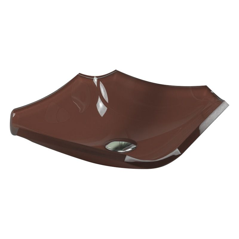 Cuba Liz 35X35cm Chocolate Bergan