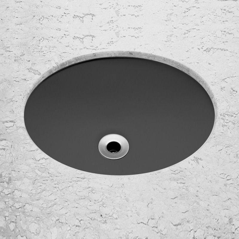 Cuba Oval Embutir 39x30cm sem Ladrão - Incepa Preto