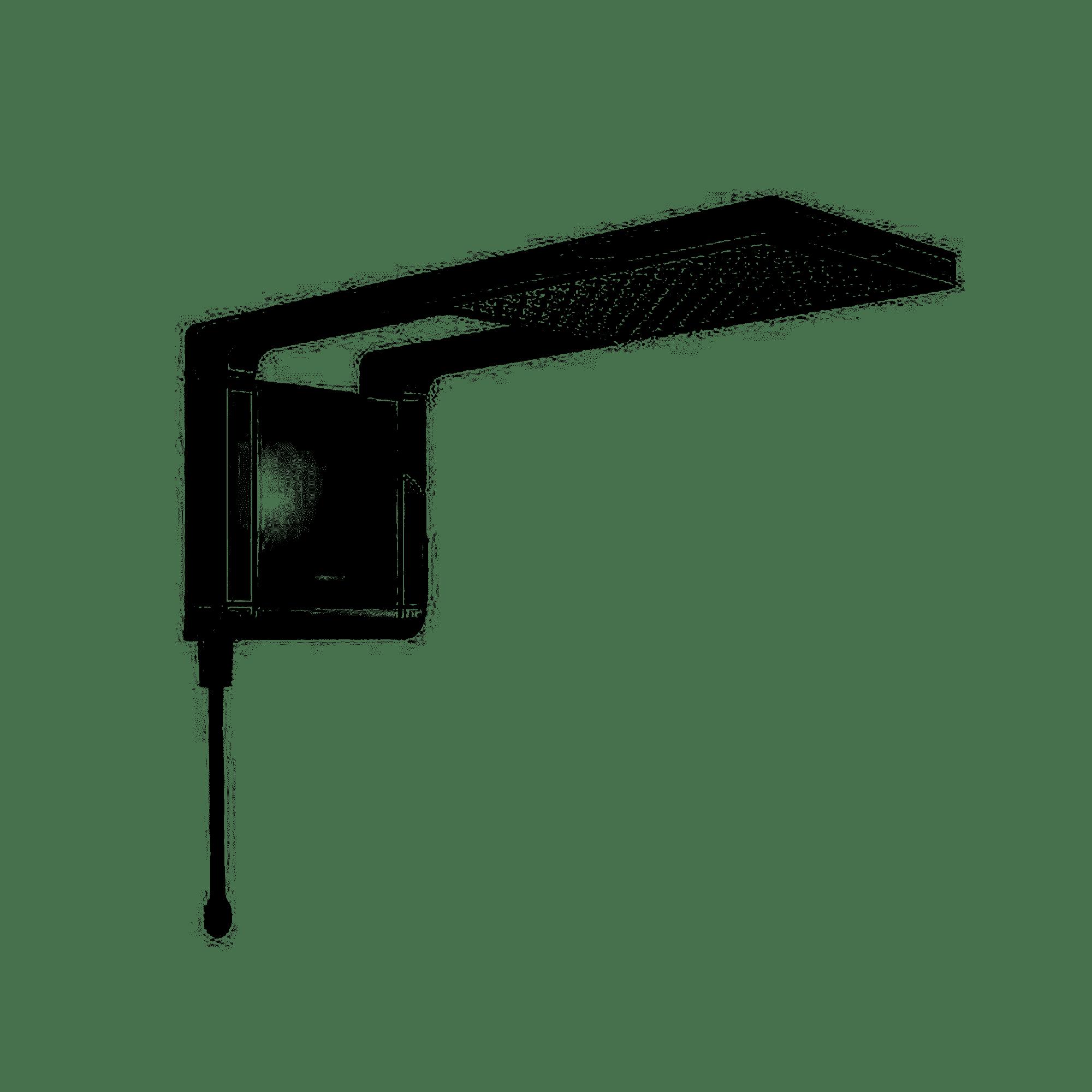 Ducha Acqua Storm Ultra  220V 7800W  Branco com Cromado Lorenzetti