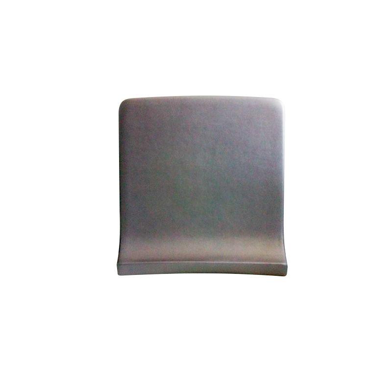 Encosto Para Caixa Cinza Escuro Khroma Roca