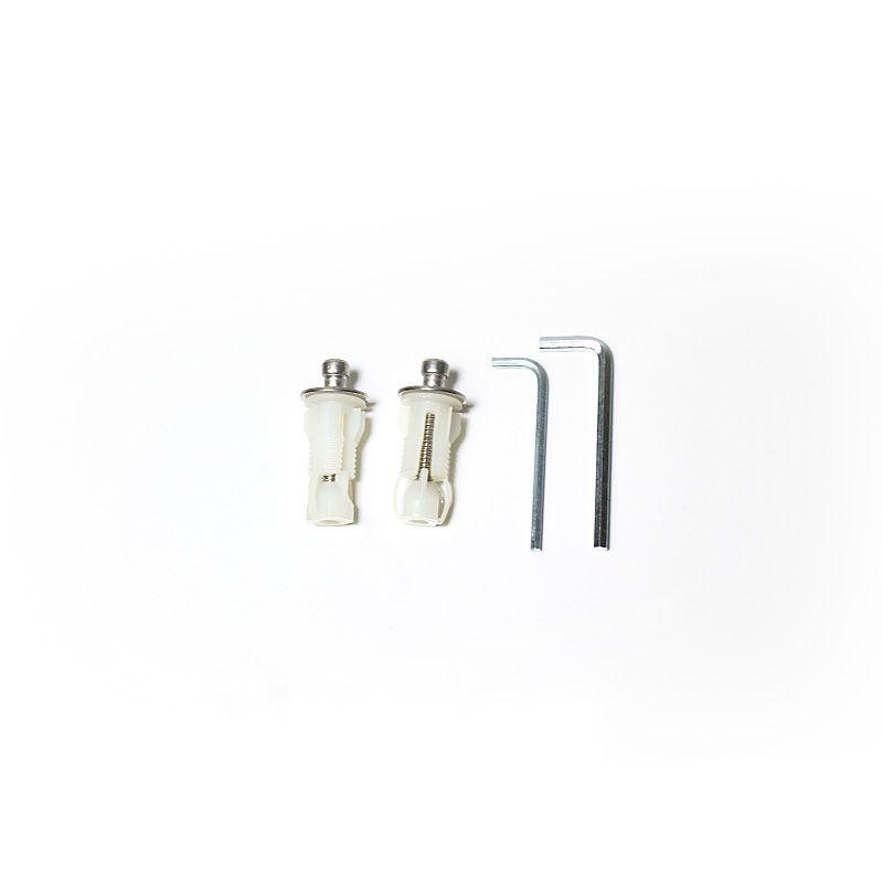 Kit Fixação Para Assento Sanitário Khroma/Frontalis/Element Roca