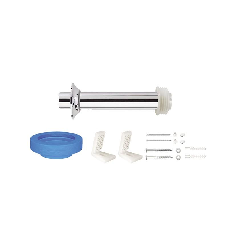 Kit Instalação para Bacia Convencional Fixação Lateral Deca