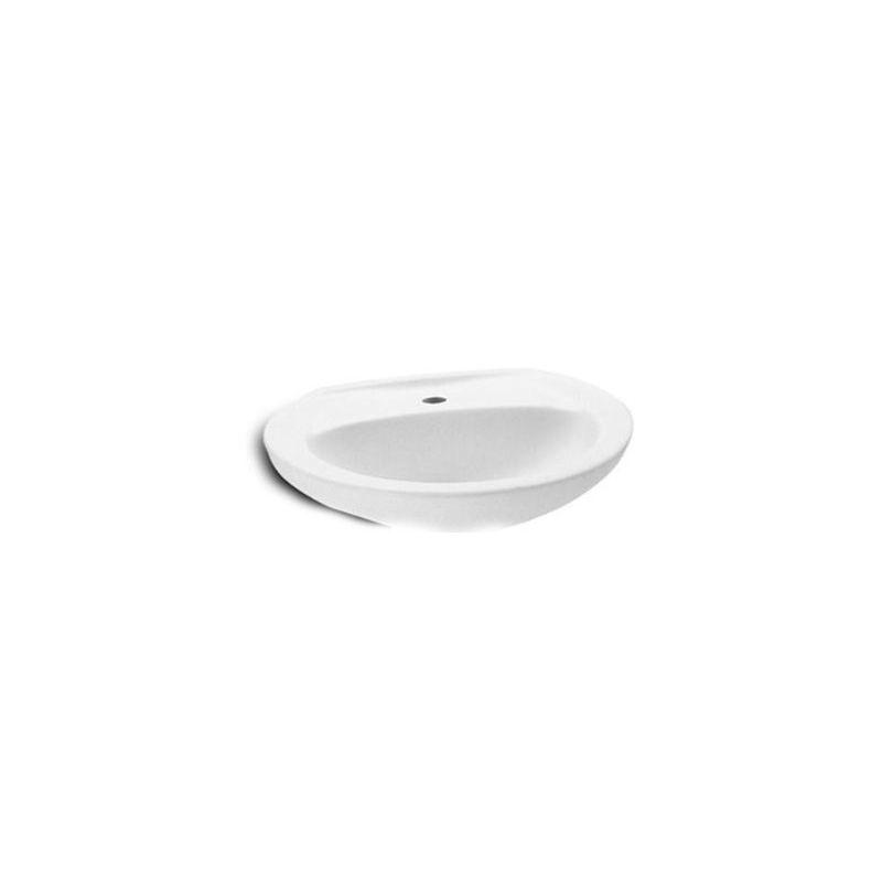 Lavatório para Coluna 465X355 Fcsl Fiore Branco Incepa